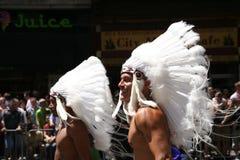 Gay indians Royalty Free Stock Photos