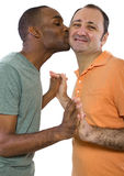 Gay Lovers Stock Photography