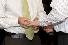 Gay marriage stock photo