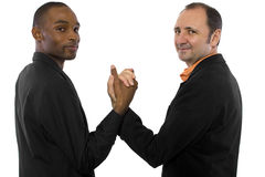 Gay Marriage Stock Photography