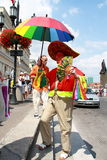 Gay parade Stock Images