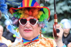 Gay Parade royalty free stock photos