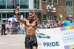 Gay parade Royalty Free Stock Images