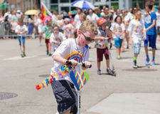 Gay parade Royalty Free Stock Photography