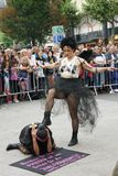 Gay parade in Germany - 2014 Stock Photography