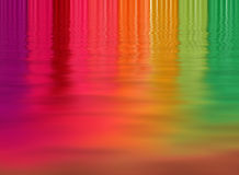 Gay Pride. Gay Colours / Spectrum, made with modelling clay Royalty Free Stock Photo