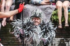 Gay Pride Canal Parade Amsterdam 2014 Royalty Free Stock Photo