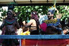 Gay Pride celebrations 40 Royalty Free Stock Images