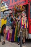 Gay pride 2018 di Benidorm Fotografia Stock Libera da Diritti