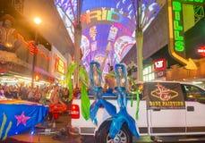 Gay pride di Las Vegas Fotografie Stock