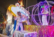 Gay pride di Las Vegas Fotografia Stock