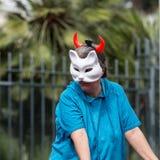 Gay pride di Roma immagine stock