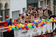 Gay Pride Royalty Free Stock Images