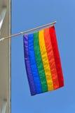 Gay Pride Flag 3 fotografie stock