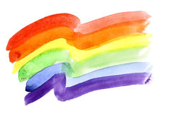 Gay Pride Flag vector illustration