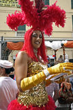Gay Pride Genova 2009 Royalty Free Stock Photography