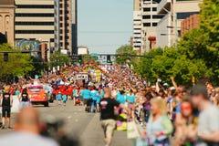 Gay Pride homosexuel Images libres de droits