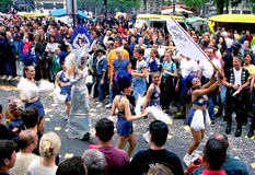 Free Gay Pride In Paris Royalty Free Stock Photos - 87277098