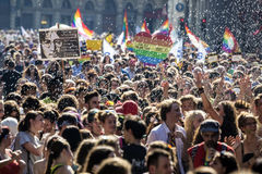 Gay Pride 2015 Royalty Free Stock Images