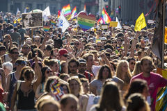 Gay Pride 2015 Stock Images
