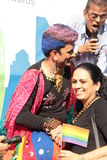Gay Pride March in Mumbai Royalty Free Stock Photography