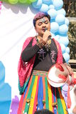 Gay Pride March in Mumbai Royalty Free Stock Photo