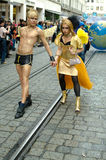 Gay Pride in Munich, Germany Stock Images