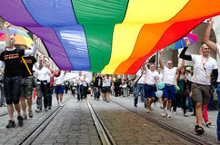 Gay Pride in Munich, Germany Royalty Free Stock Image