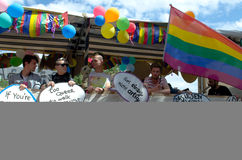 Gay Pride in Munich, Germany Royalty Free Stock Photography