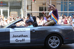 The Gay Pride 2014, New York city, USA Stock Photo
