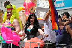 The Gay Pride 2014, New York city, USA Royalty Free Stock Photos