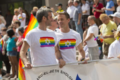 Gay Pride Parade Stock Photos