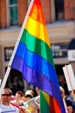 Gay Pride Parade Stock Photography
