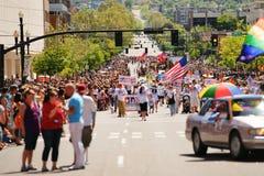 Gay Pride Parade Stock Image