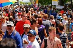 Gay Pride Parade Royalty Free Stock Photo