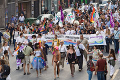 Gay Pride Parade Royalty Free Stock Photos