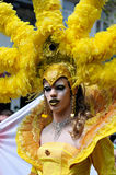 Gay Pride Parade in Brussels Stock Image