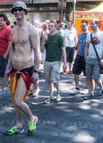 Gay Pride Parade Cologne Royalty Free Stock Photography