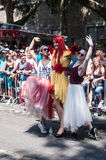 Gay Pride Parade Cologne Stock Photography
