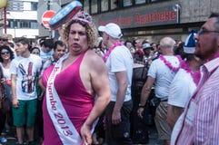 Gay Pride Parade Cologne Stock Photography