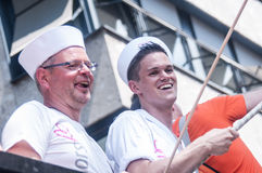 Gay Pride Parade Cologne Stock Images