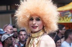 Gay Pride Parade Cologne Royalty Free Stock Photos