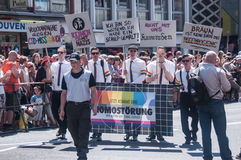 Gay Pride Parade Cologne Royalty Free Stock Images