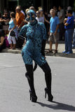 Gay pride parade Montreal Royalty Free Stock Photography