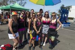 Gay Pride Parade Stock Photography