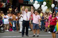 Gay Pride Parade New York City 2011 Stock Photo