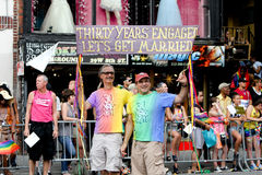 Gay Pride Parade New York City 2011 Stock Image