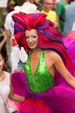 Gay pride parade in Sitges. Catalonia Royalty Free Stock Image