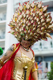 Gay pride parade in Sitges. Catalonia Stock Images