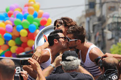 Gay Pride Parade in Tel Aviv, Israel. Stock Photography